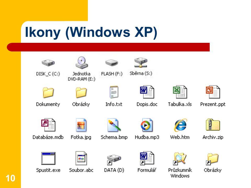 Ikony (Windows XP) 10