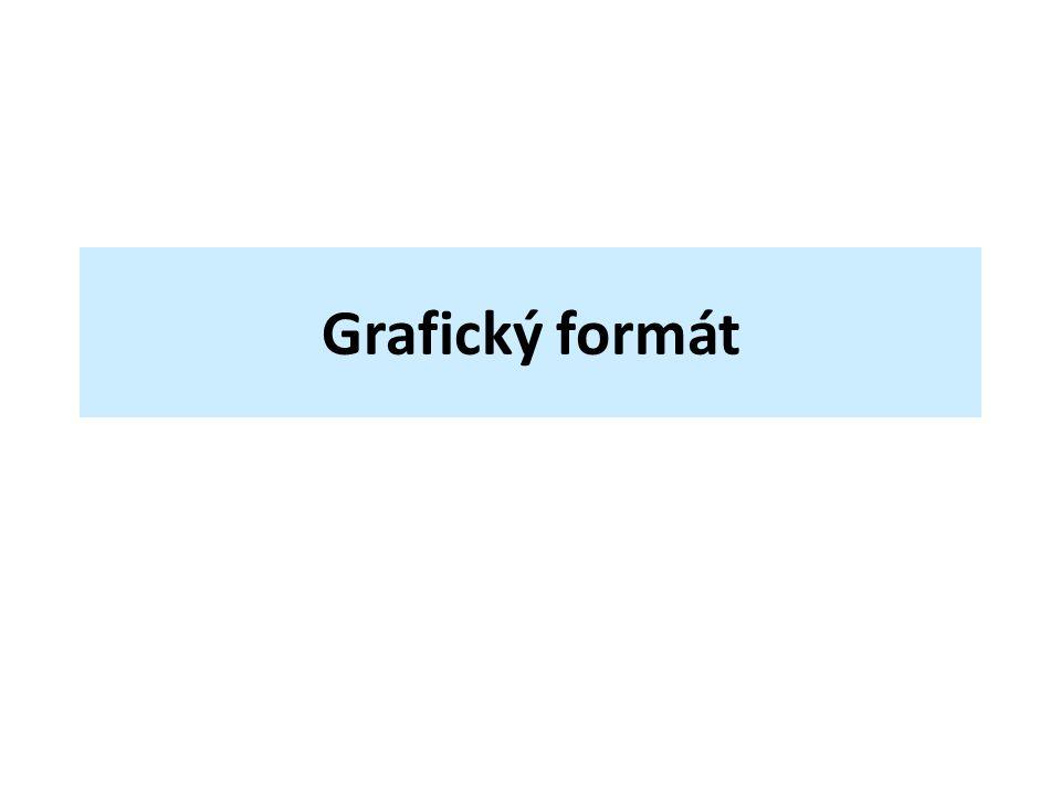 Použité zdroje Grafický formát.Wikipedie: Otevřená encyklopedie [online].