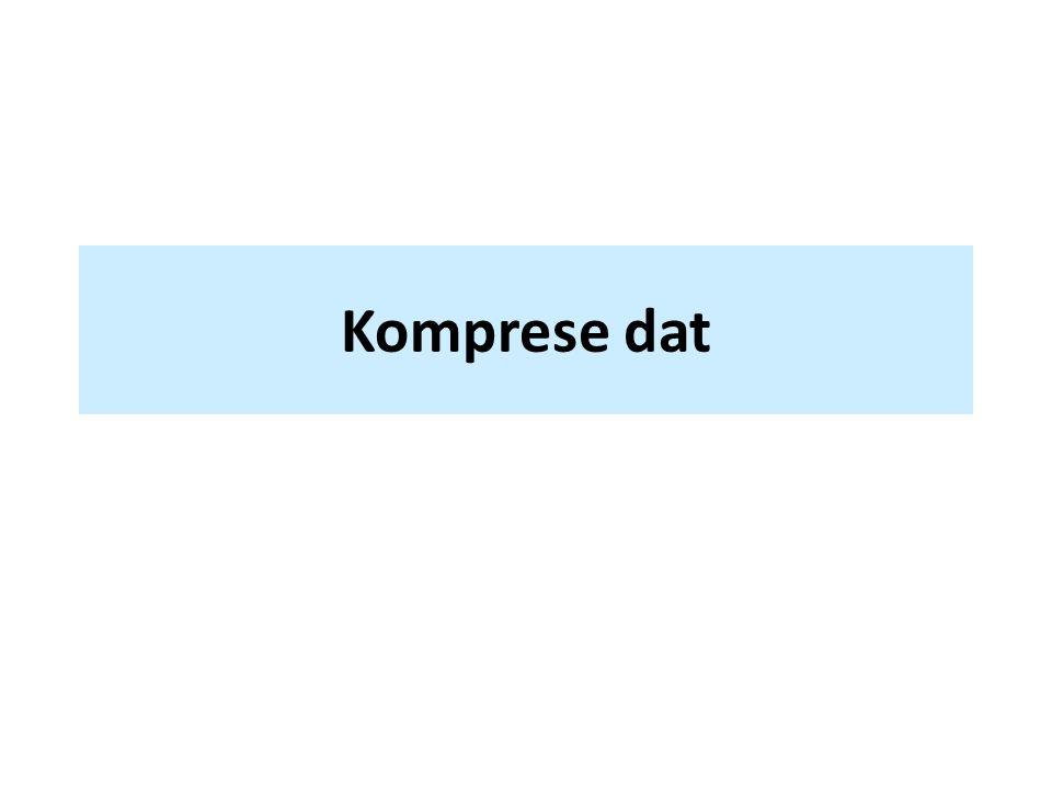 3. Nekomprimovaným formátem je: a)BMP b)TIFF c)PNG