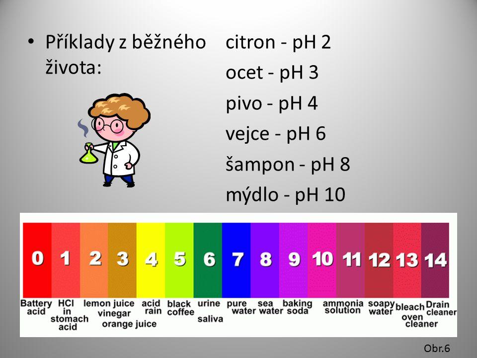 Indikátory Nejpoužívanější indikátory: LAKMUS (rostlinné barvivo získané z lišejníku) FENOLFTALEIN (organická sloučenina) Obr.7Obr.8