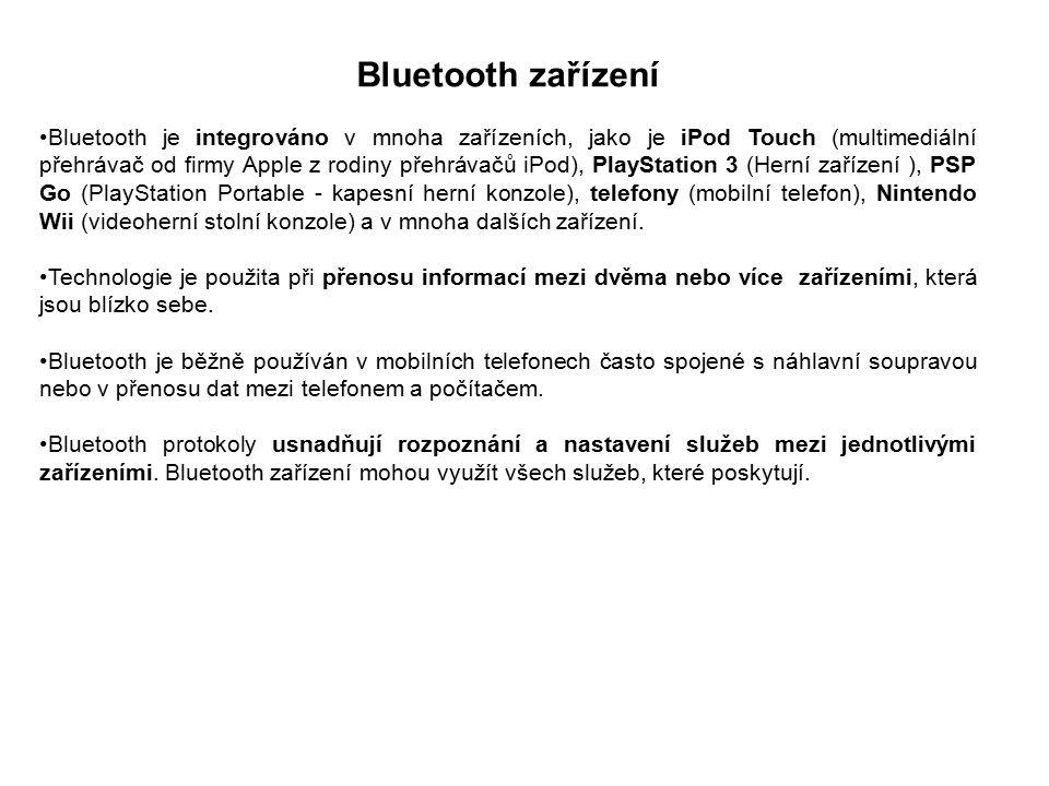 Požadavky počítače Osobní počítač, který nemá vestavěné Bluetooth, může použít adaptér Bluetooth, který umožní počítači komunikovat s ostatními zařízeními Bluetooth, například mobilní telefony, počítačové myši, klávesnice.