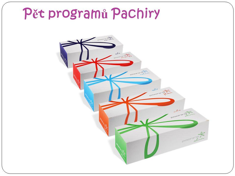 P ě t program ů Pachiry