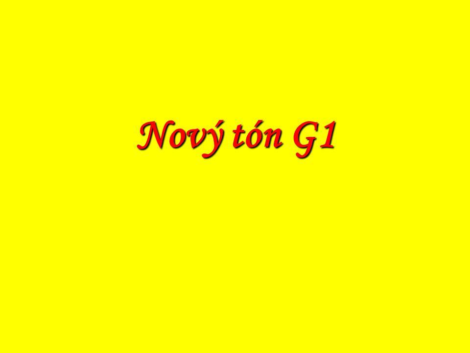 Nový tón G1