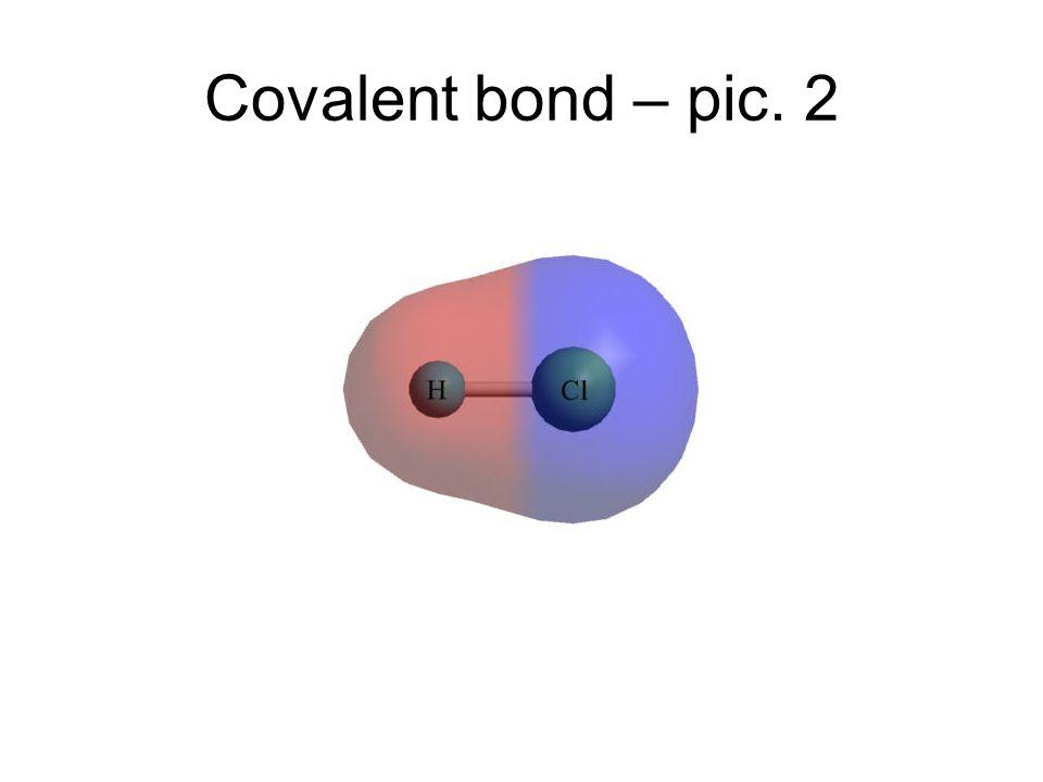 Covalent bond – pic. 2