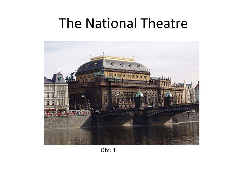 The Estates Theatre Obr. 2