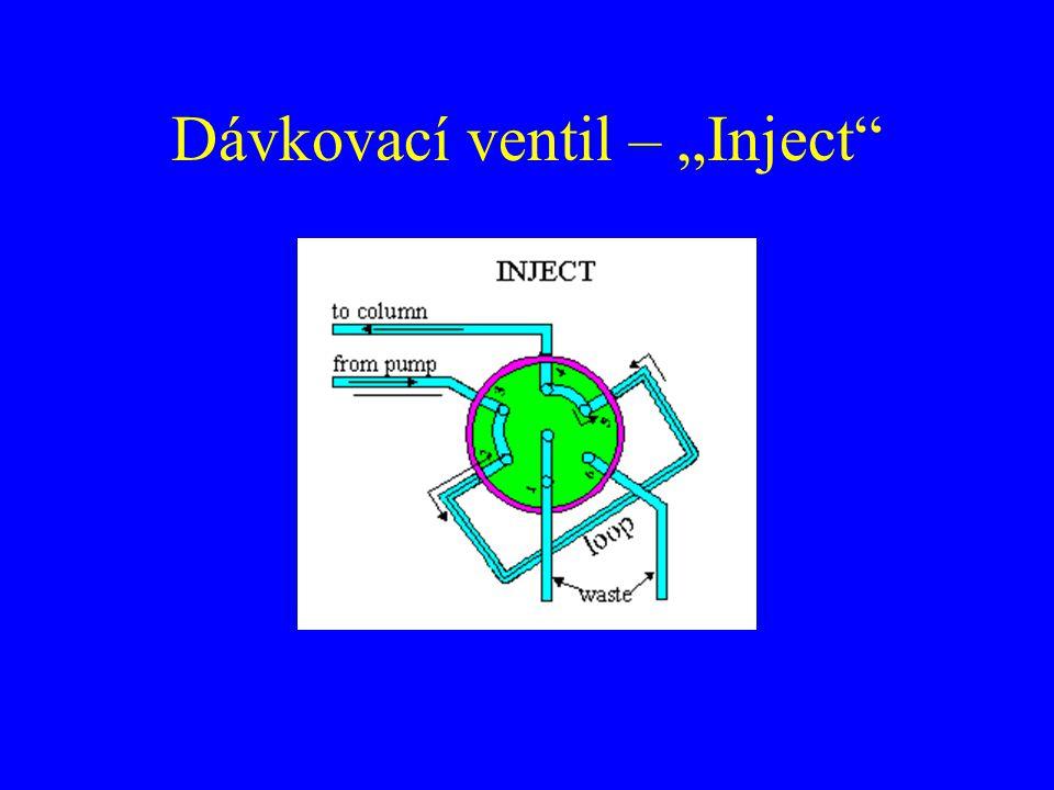 """Dávkovací ventil – """"Inject"""""""