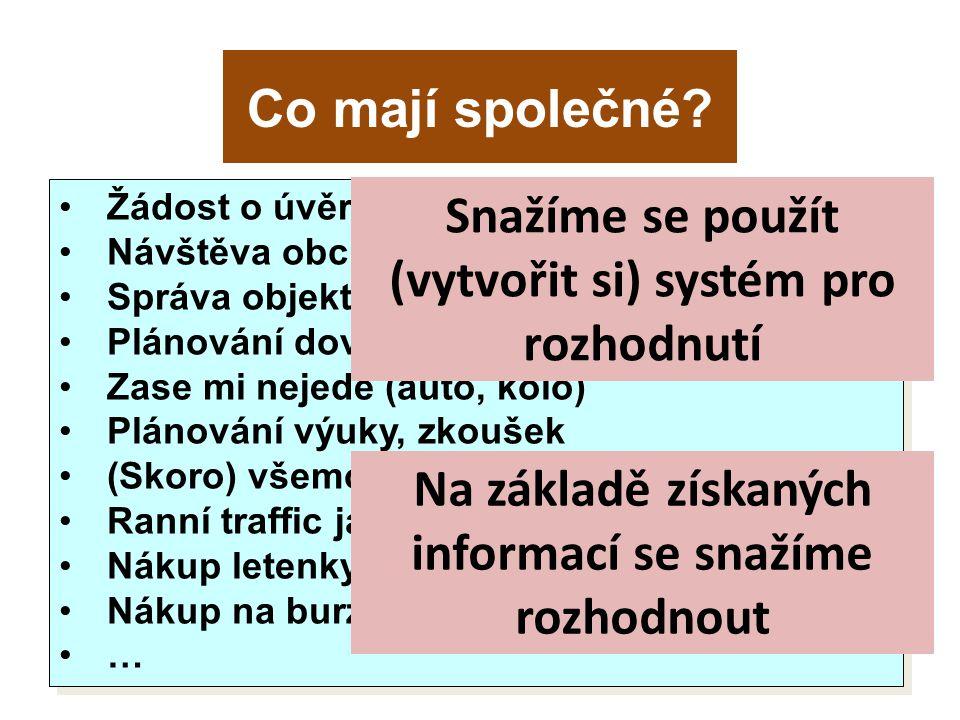 10/2013 DSS Description -Passive standard DSS Gathering of information for support of the decision maker.