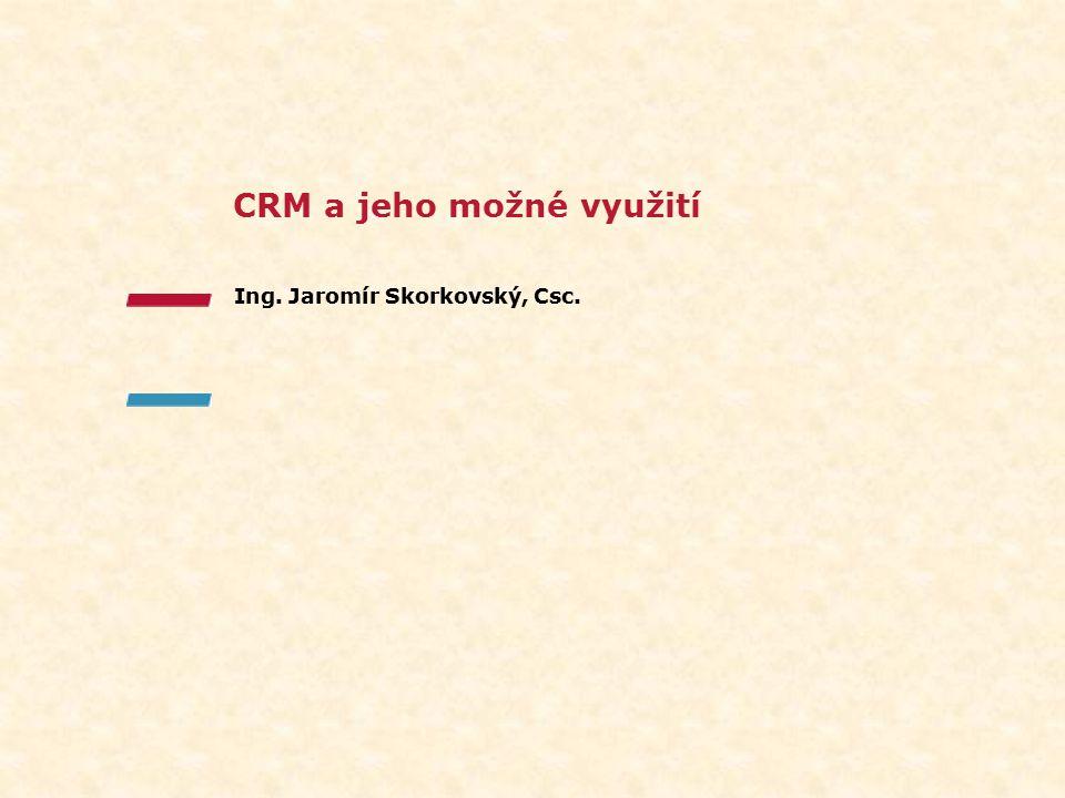 Za pozornost Vám děkuje Jaromír Skorkovský