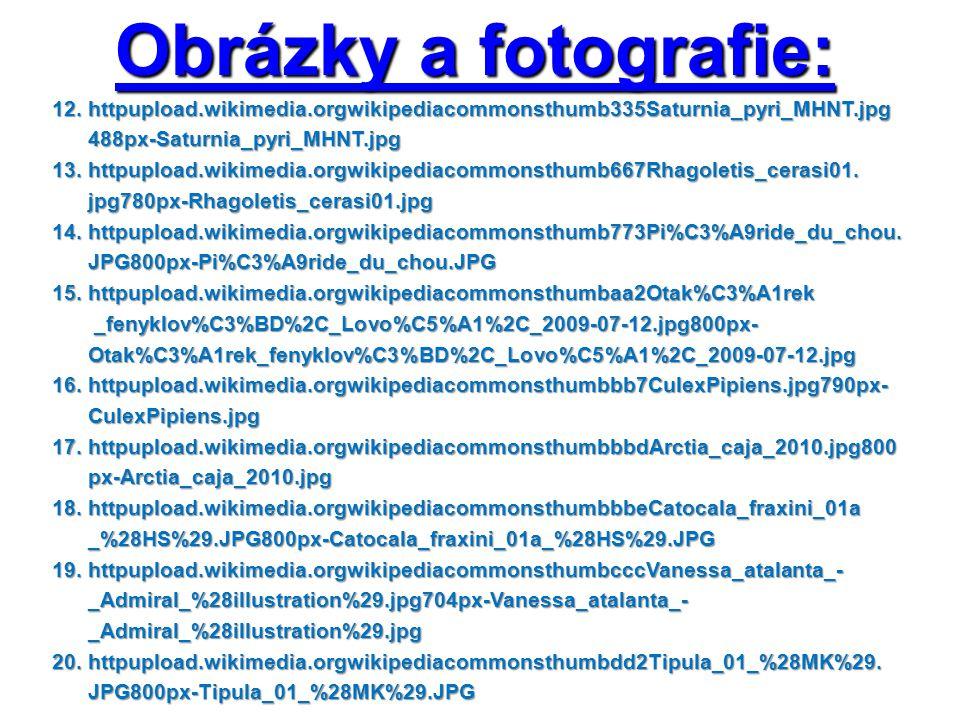 Obrázky a fotografie: 12.