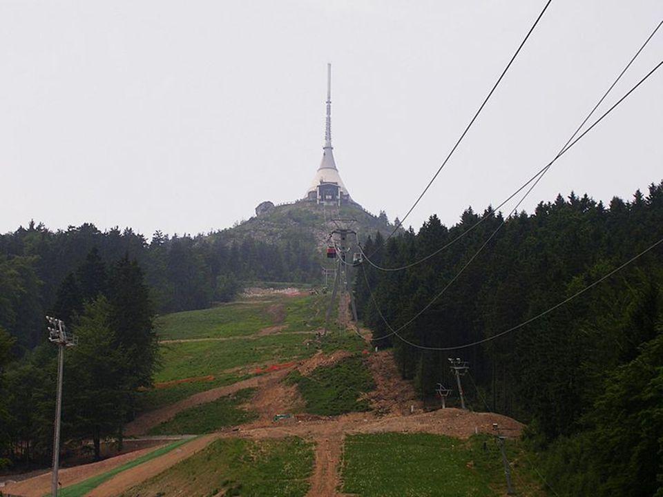 nejvyšší vrchol (1012 m n.