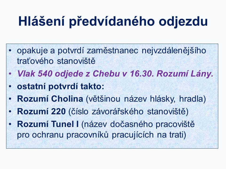 ChebBobkovTunel IZv 220Hl Cholina Vlak 540 odjede z Chebu v 16.30.