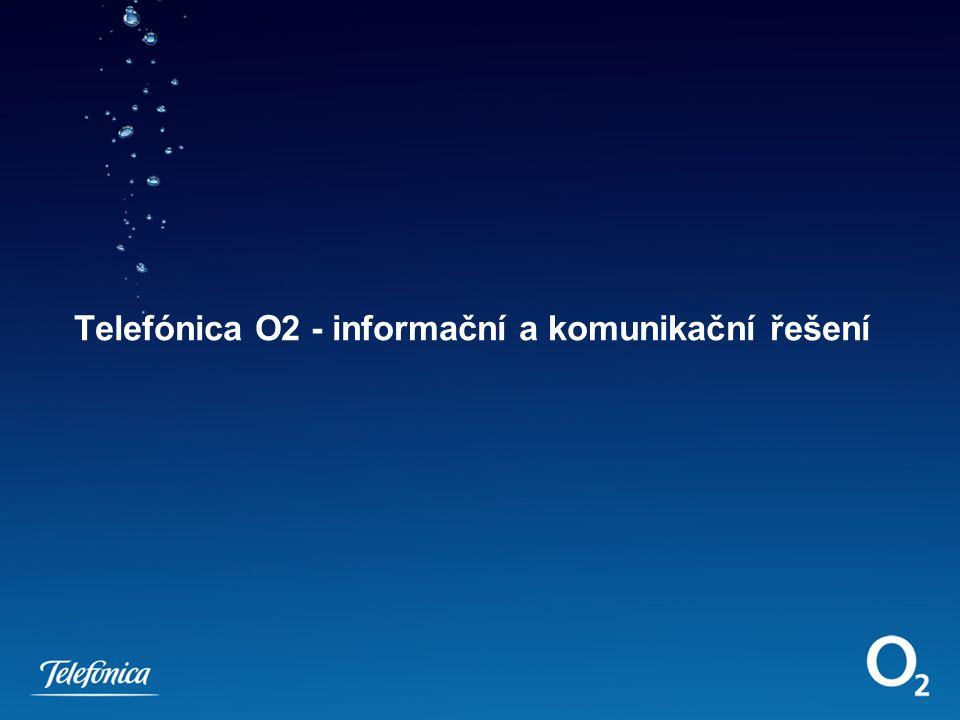 Telefónica O2 - informační a komunikační řešení