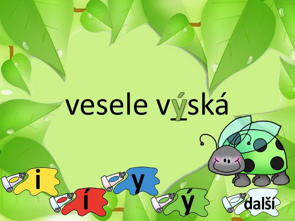 vesele v_ská
