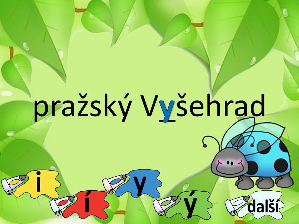 pražský V_šehrad