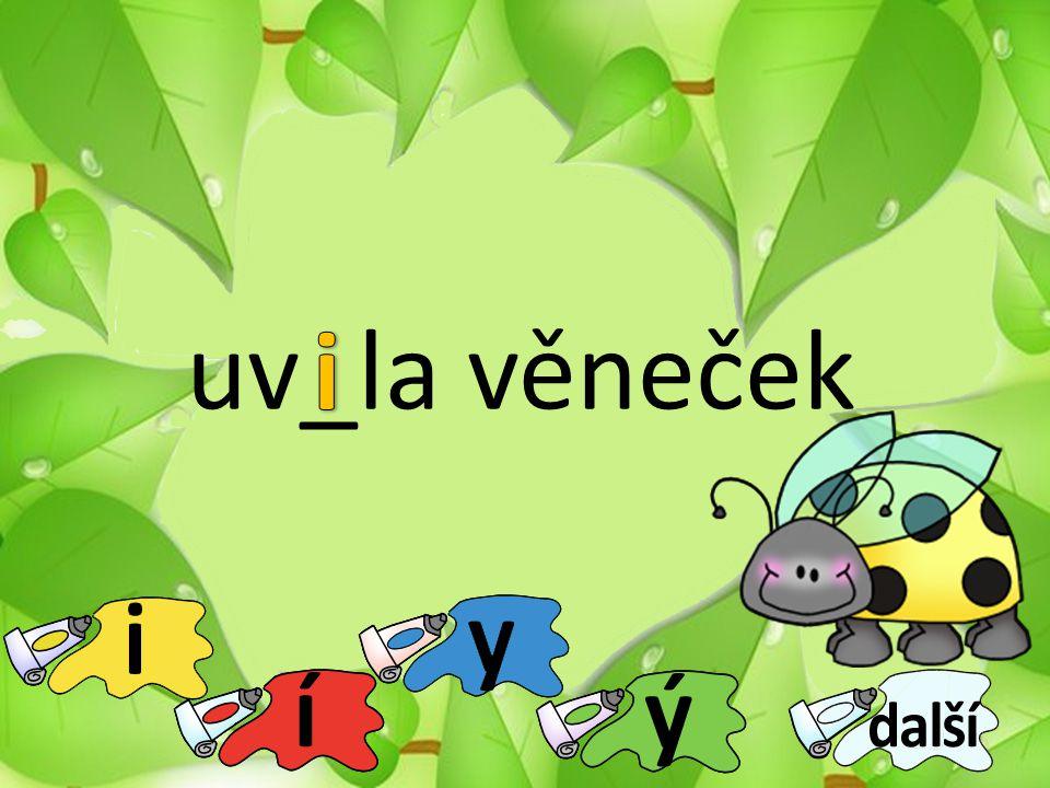 uv_la věneček