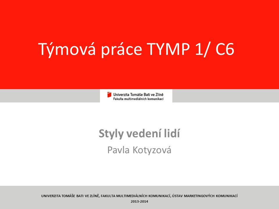 2 PhDr.Pavla Kotyzová, Ph.