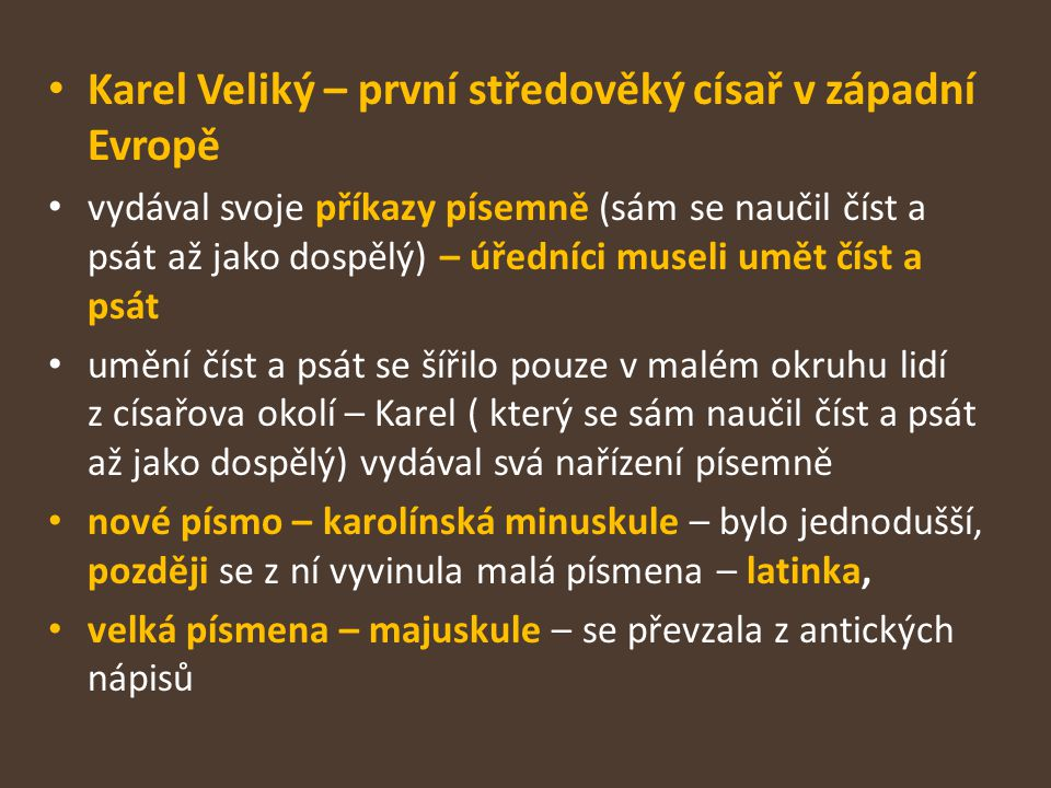 Kartografie Praha: Středověk, dějepisné atlasy pro základní školy a víceletá gymnázia, str. 19