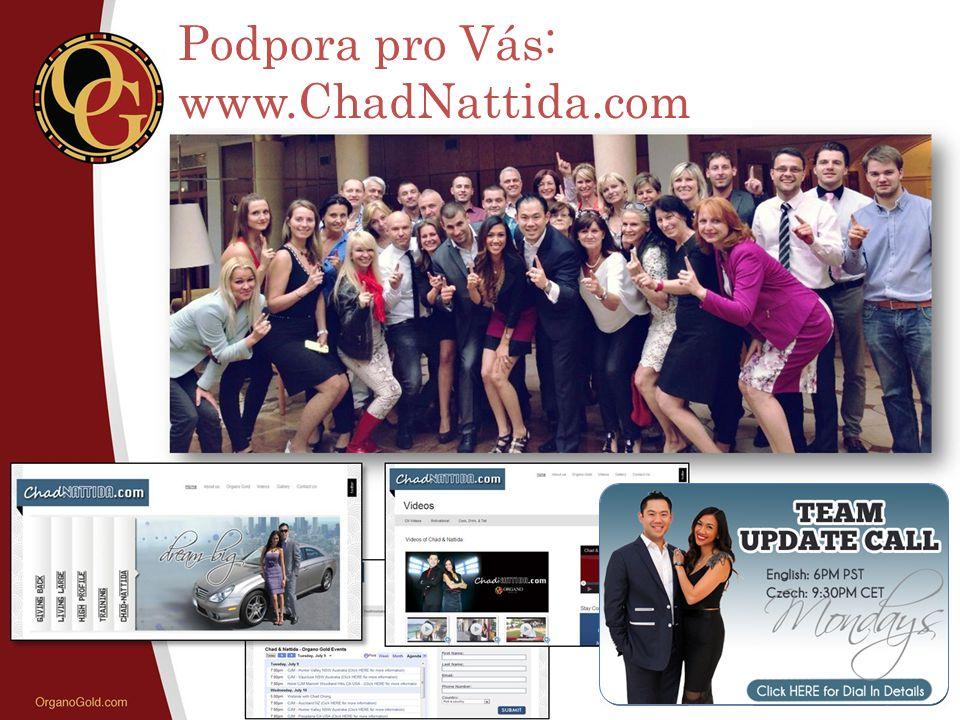 Podpora pro Vás: www.ChadNattida.com