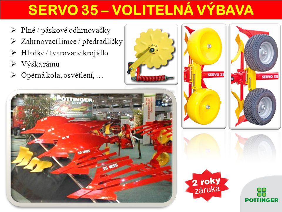 SERVO 35 / 35 N / 35 P / 35 NP