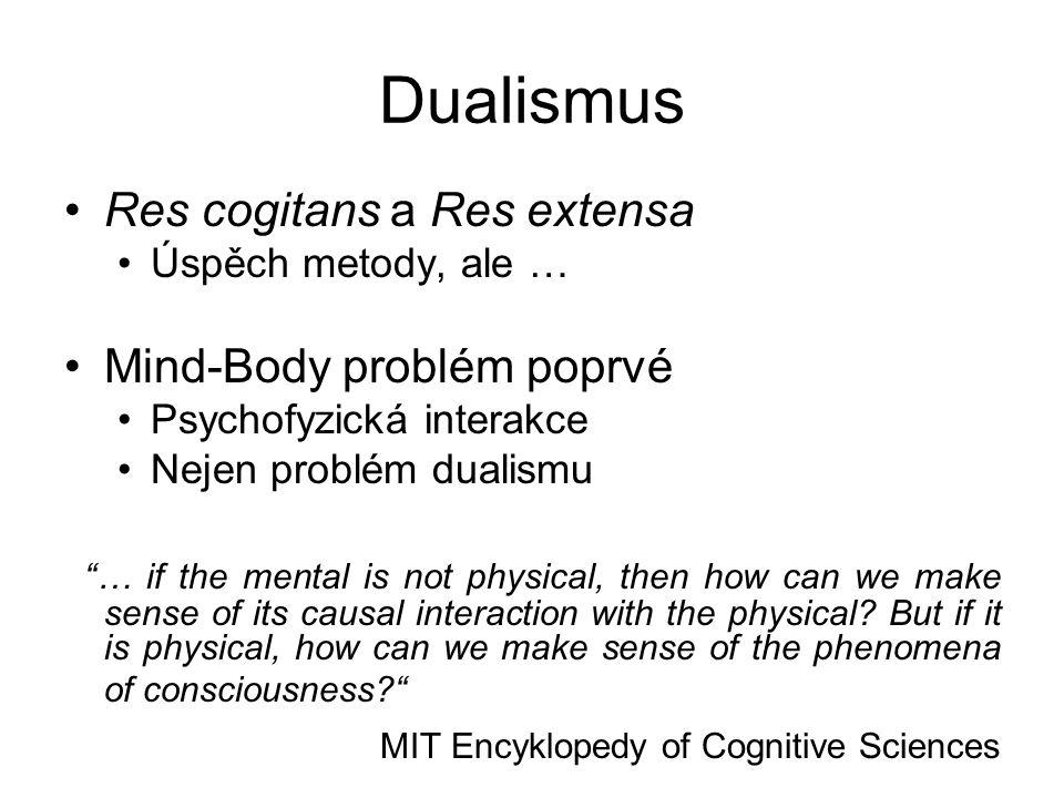Neurofenomenologie.
