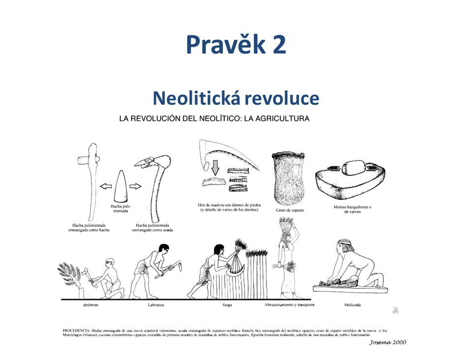 Pravěk 2 Neolitický srp