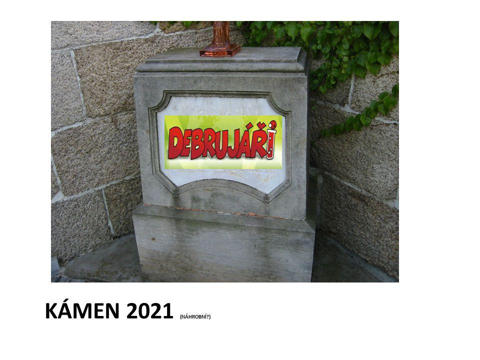 KÁMEN 2021 (NÁHROBNÍ?)