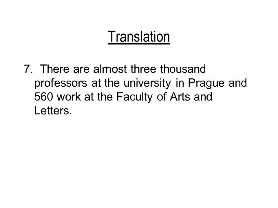 Translation 7.