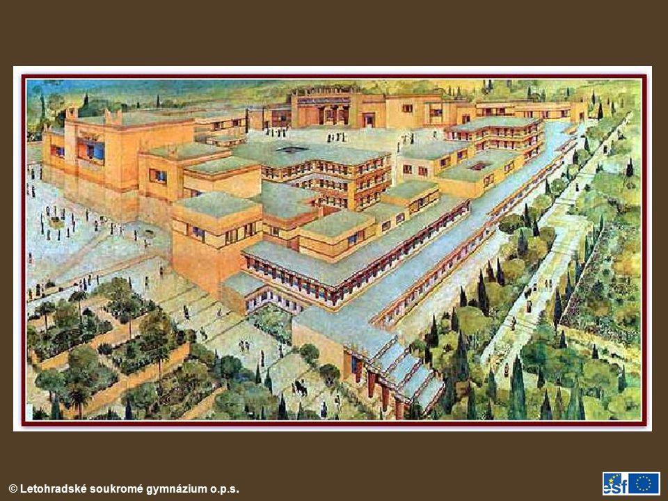 © Letohradské soukromé gymnázium o.p.s. Amfiteátr v Pergamonu