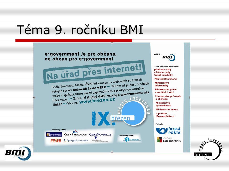 Téma 9. ročníku BMI.