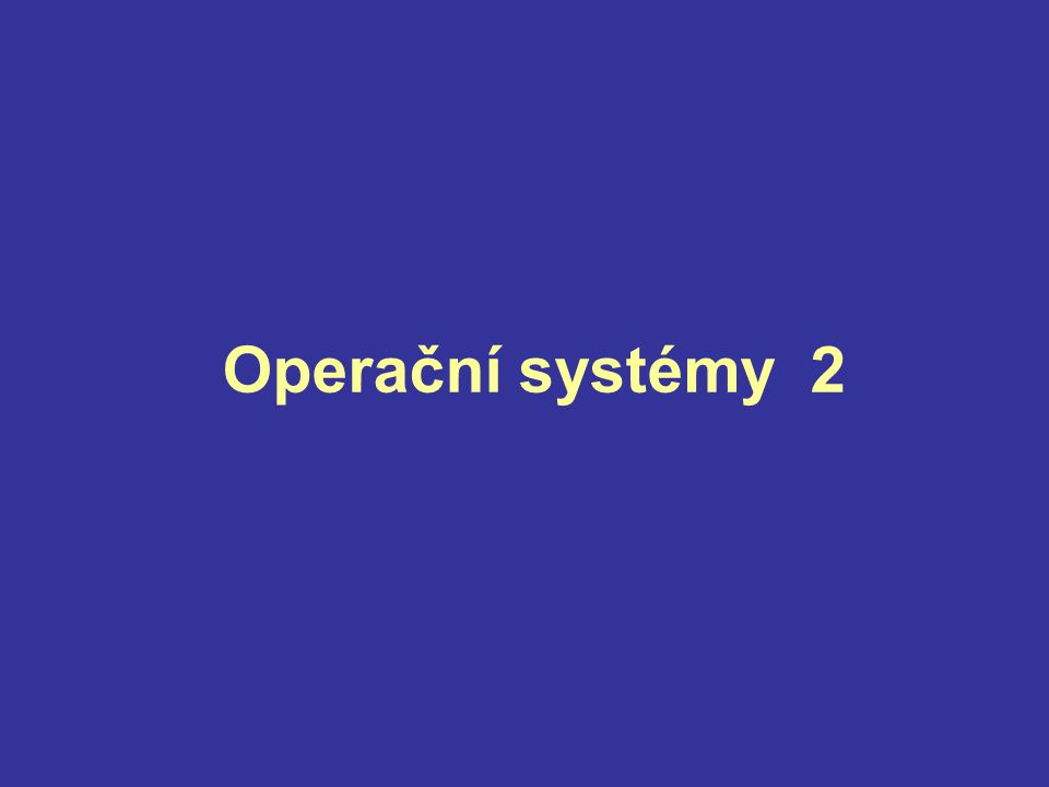 Vrstvy systému UNIX (3) jádro - část operačního systému závislá na hardwarové platformě, jádro - část operačního systému závislá na hardwarové platformě, stará se o správu procesů a přidělování systémových zdrojů vyšším vrstvám stará se o správu procesů a přidělování systémových zdrojů vyšším vrstvám systémová volání - definují aplikační rozhraní (API) pro programy využívající jádra systému.