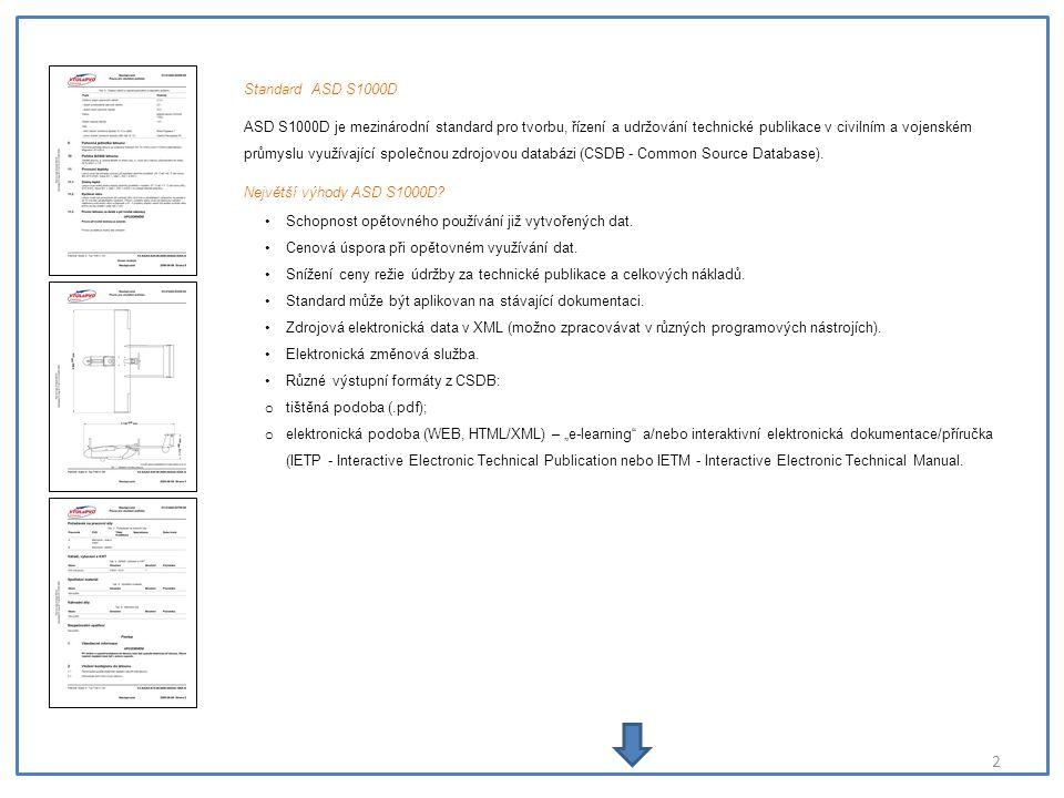3 Proces tvorby technické dokumentace