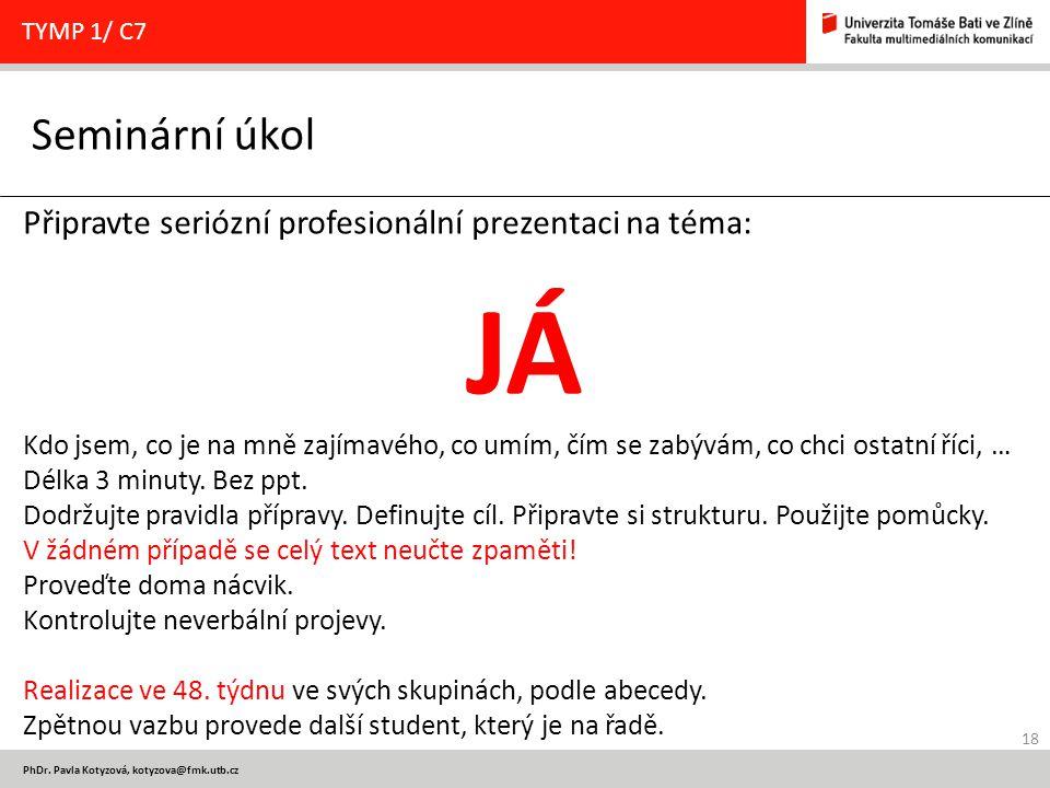 18 PhDr.