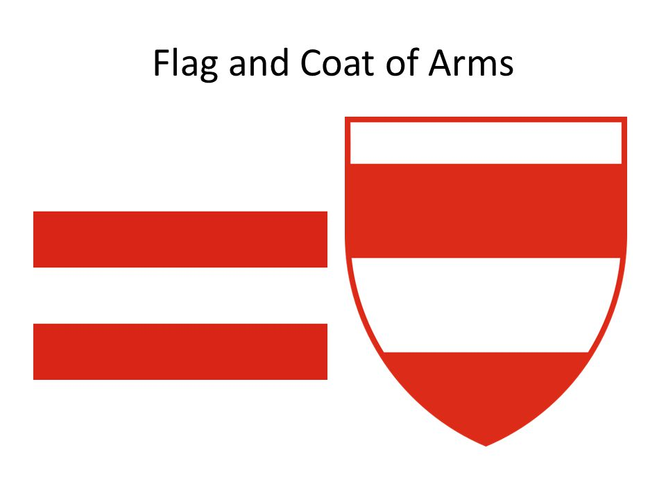 Flag and Coat of Arms
