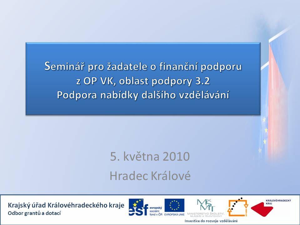 5. května 2010 Hradec Králové