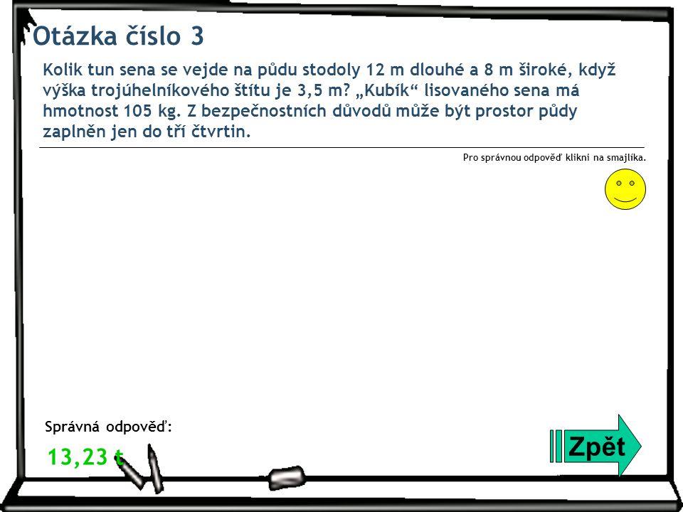 Otázka číslo 14 Sestrojte délku:  8 cm.
