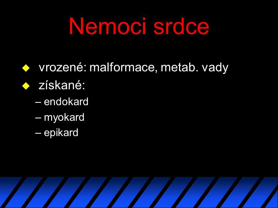 Hemoragie - patogeneze Haemorrhagia – per rhexin (trauma – natržení cévní stěny) –per diabrosin (nahlodání – vřed, nádor) –per diapedesin (zvýš.