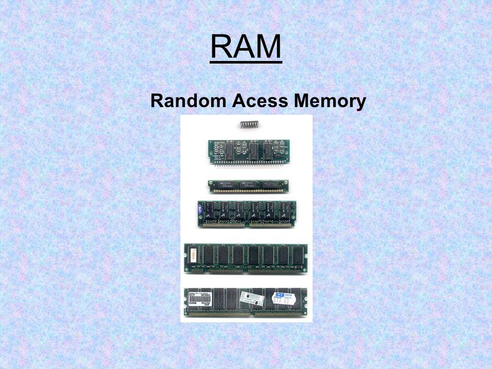 Dnešní paměti Různé kombinace DDR DIMM – dnes se nevyrábí DDR SDRAM – nalezneme i v nových sestavách, speciálně v přenosných počítačích DDR x DDR II – rychlost stejná (do budoucna bude rychlejší DDR II)