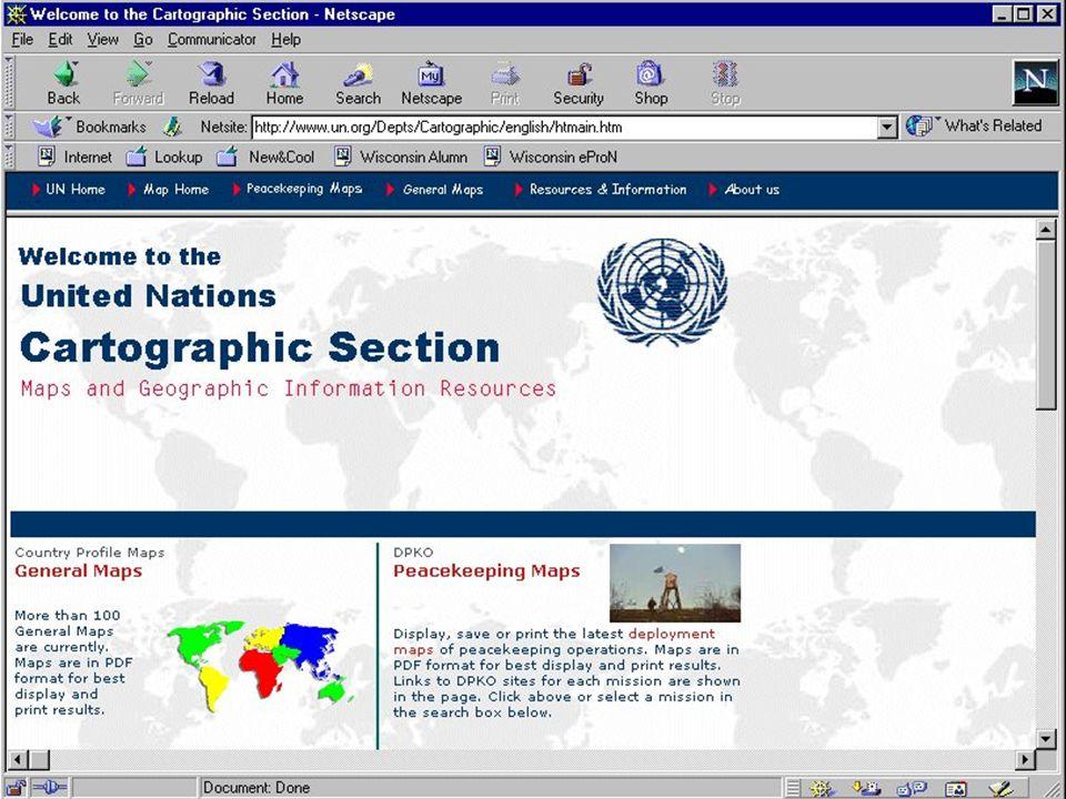 21 Duda & MarekGeografická datová báze OSN