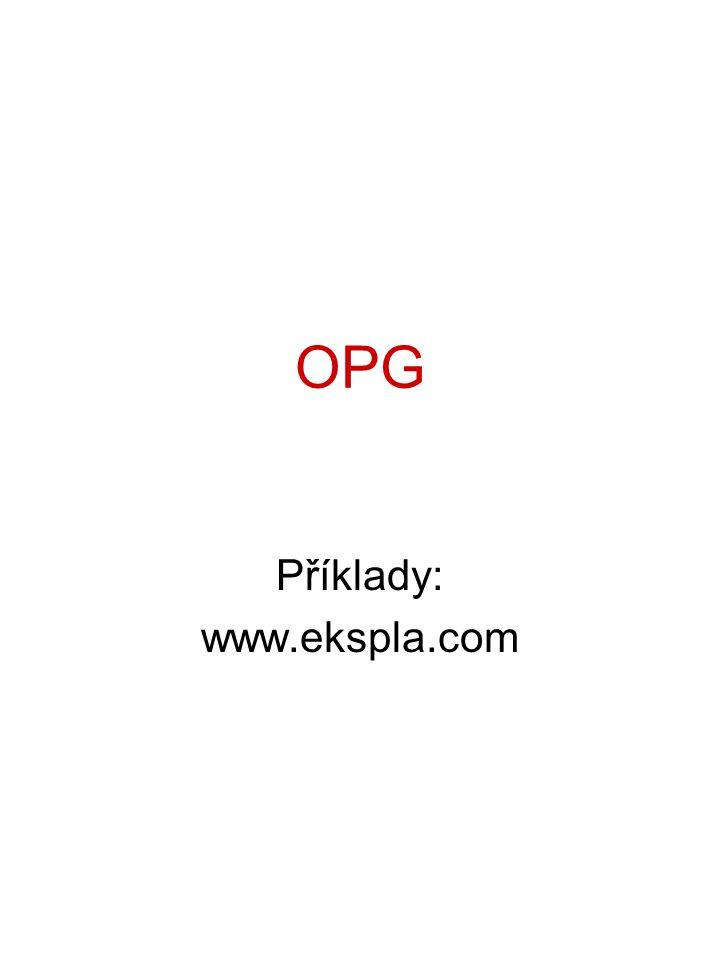 OPG Příklady: www.ekspla.com