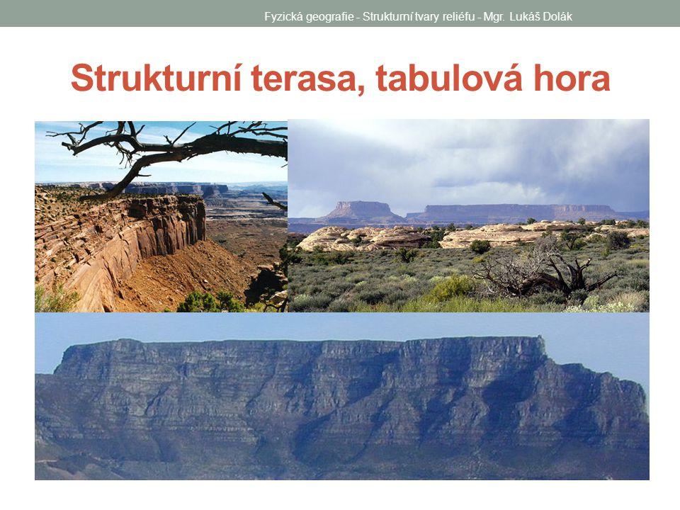Skalní města Fyzická geografie - Strukturní tvary reliéfu - Mgr. Lukáš Dolák