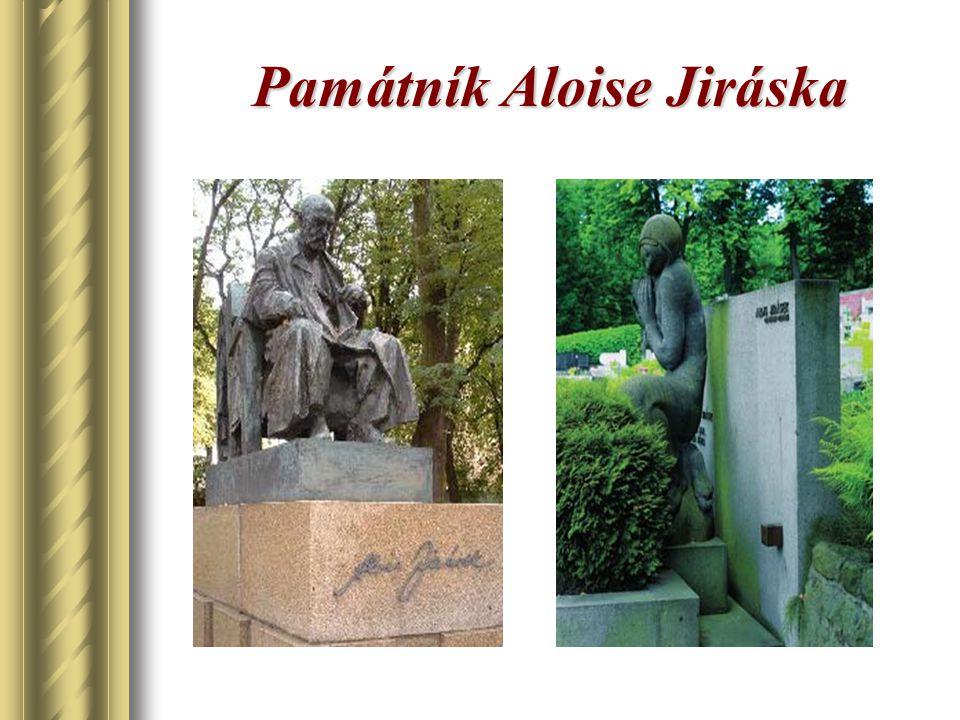 Památník Aloise Jiráska