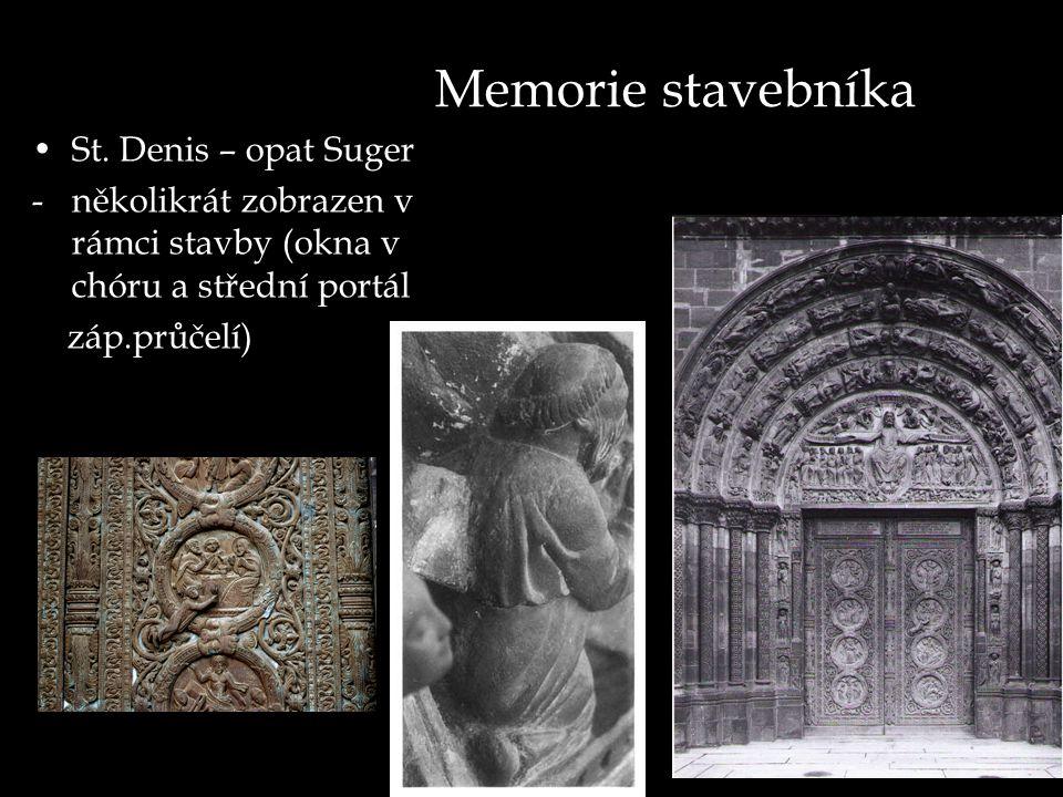Memorie stavebníka St.