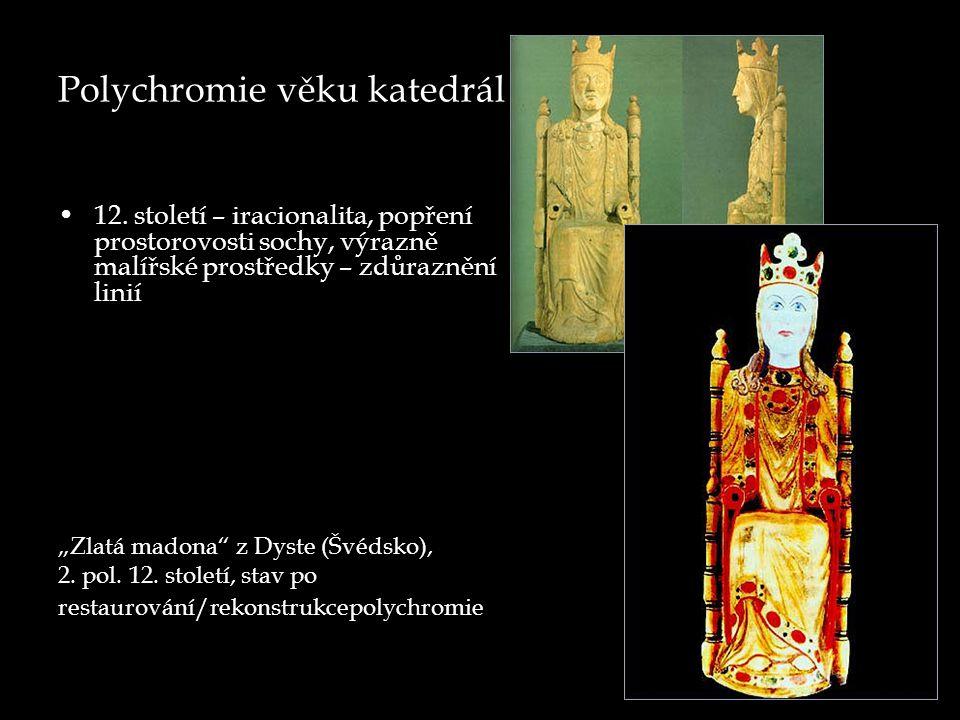Polychromie věku katedrál 12.