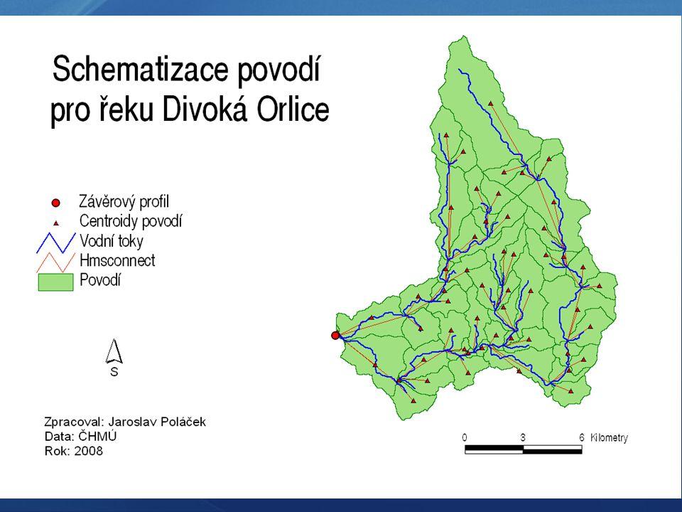 Jaroslav Poláček Jaroslav Poláček VŠB-TUO GIS VŠB-TUO GIS Srážko-odtokový model