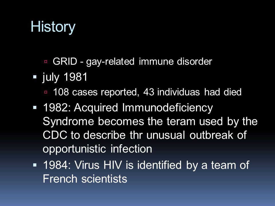 HIV  Během těchto deseti let mají pacienti jen mírné příznaky: mírně zvětšené lymfatické uzliny a občasné horečky  toho času neexistuje léčba, i díky vysoké mutační rychlosti HIV  zkouší se inhibitory virové replikace, reverzní transkriptázy (azidothymidin) atd.