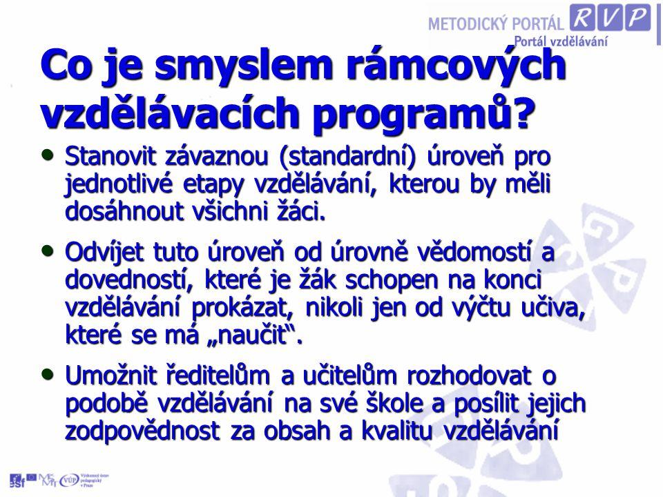 Informační zdroje Publikace RVP Publikace RVP www.vuppraha.cz www.vuppraha.cz www.vuppraha.cz www.nuov.cz www.nuov.cz www.nuov.cz Metodický portál (www.rvp.cz) Metodický portál (www.rvp.cz)www.rvp.cz