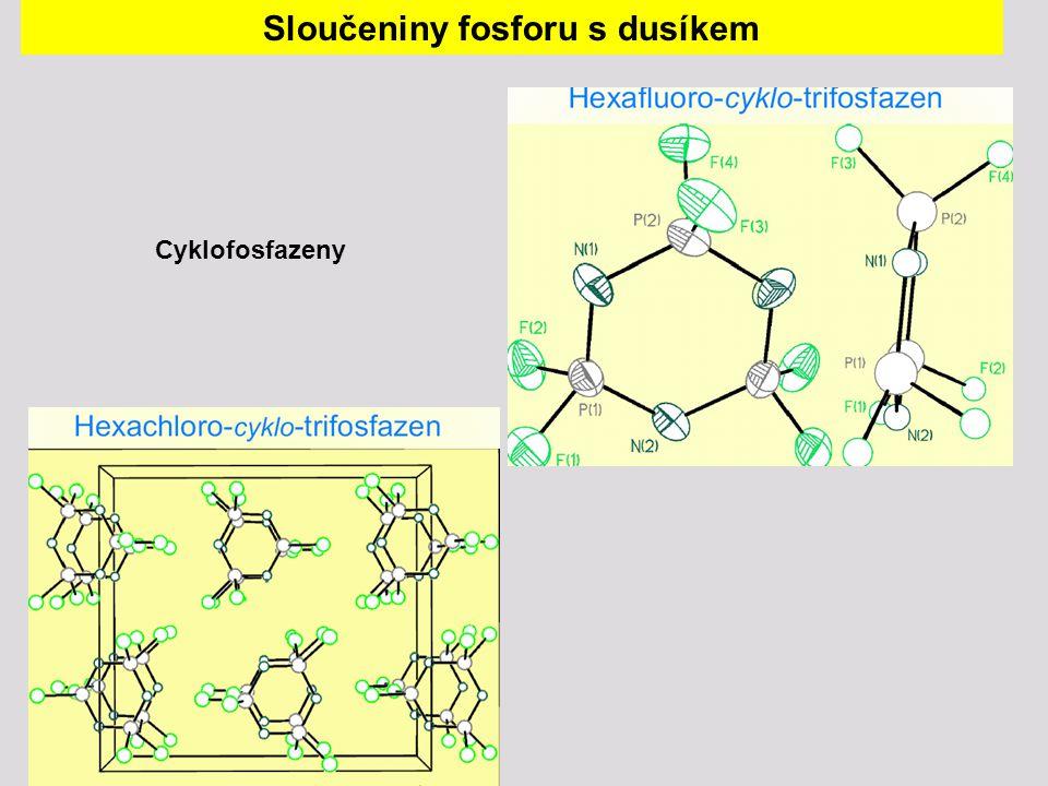 Cyklofosfazeny