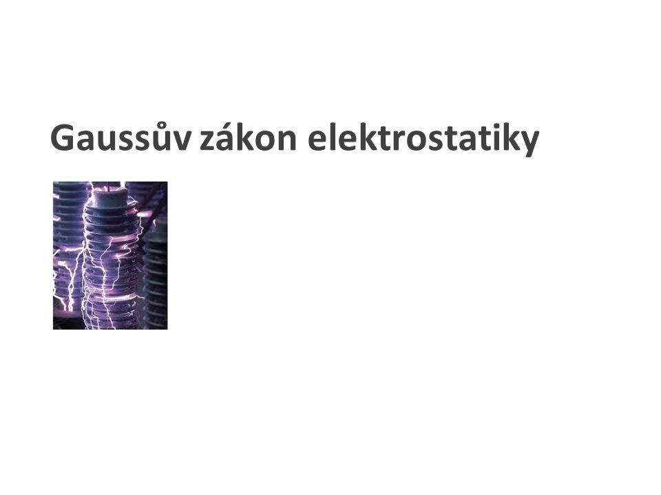 Gaussův zákon elektrostatiky