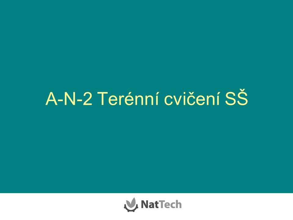 A-N-2 Terénní cvičení SŠ