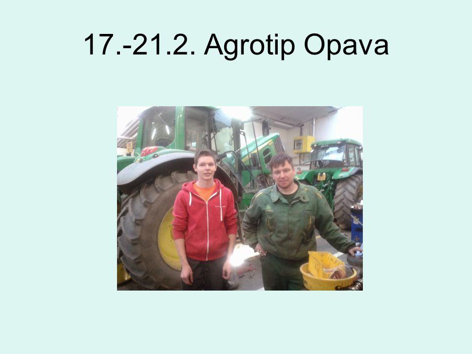 17.-21.2. Agrotip Opava
